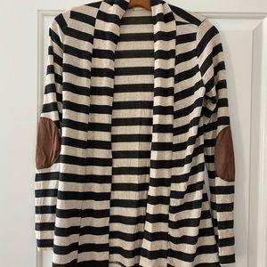 Sweaters - Stripped cardigan